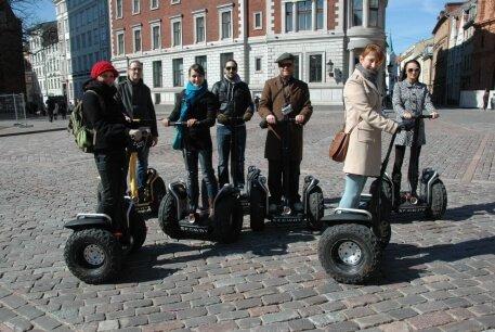 Riga Segway Experience