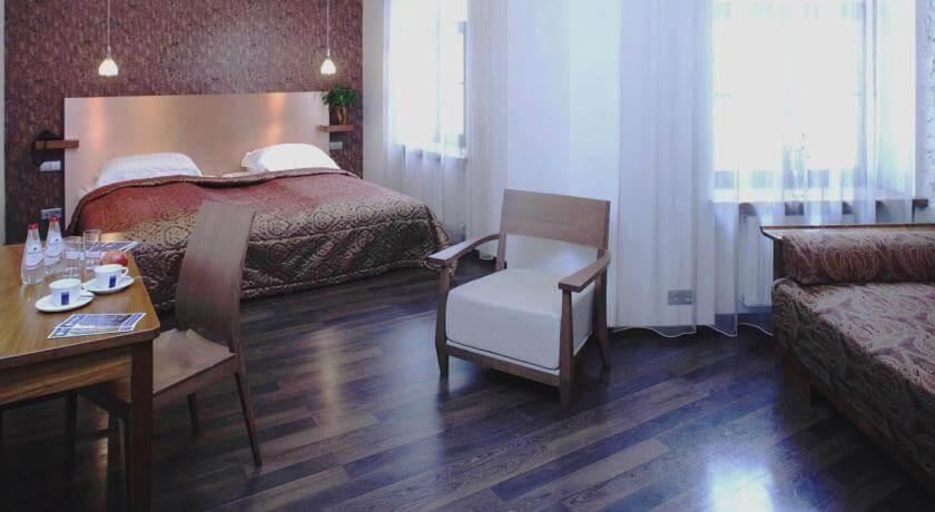 Rixwell terrace design hotel riga guide for Design hotel riga